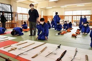 3月11日(木) 刀剣研磨師講義