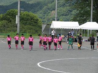 7月17日(土) 中体連サッカー